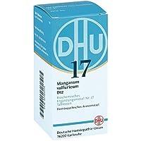Biochemie Dhu 17 Manganum sulfuricum D 12 Tablette 200 stk preisvergleich bei billige-tabletten.eu