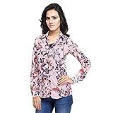 Ket Dapper Women's Shirt (KD-9009 _Peach...