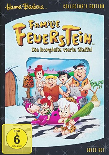 Familie Feuerstein - Staffel 4 (Collector's Edition) (5 DVDs)
