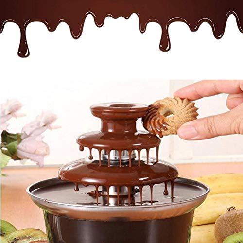 Mini fuente chocolate - Fuente chocolate 65 vatios