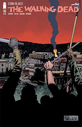 The Walking Dead #190 (English Edition)