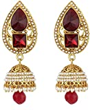 Jewels Gehna Traditional Gold Plated Imi...