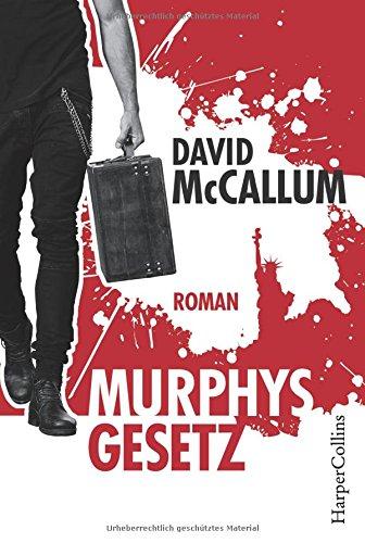 Buchseite und Rezensionen zu 'Murphys Gesetz' von David McCallum