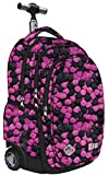 St.Right TB1 BERRIES Zaino Trolley Scuola Elementare Media per Ragazza Bambina