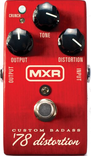 MXR Custom Badass 78Distorsión [Electronics]
