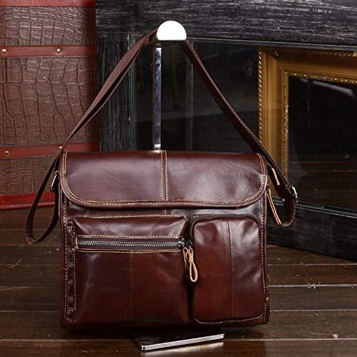 ZXCDDP Einzelne Schulter schräg Cross Pack Business Handtasche diagonalen Kreuz Handtasche