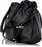 Mango Star Premium PU Leather Blue Women's Shoulder Handbag for College/Office Use