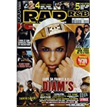 RAP [No 102] - DIAM'S SINIK ET SON SARKOZIK TOUR EN BACKSTAGE - SNOOP DOGG - CASSIE - P. DIDDY - AKON - FERGIE - NE-YO A PARIS - DIAM'S - EMINEN.