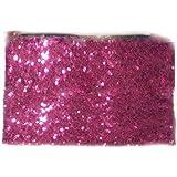 HuaYang Nouveau sac à main avec paillettes pour femmes(Hot Pink)