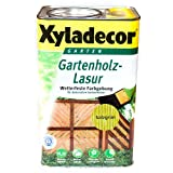 Xyladecor Gartenholz-Lasur 2,5L, Salzgrün