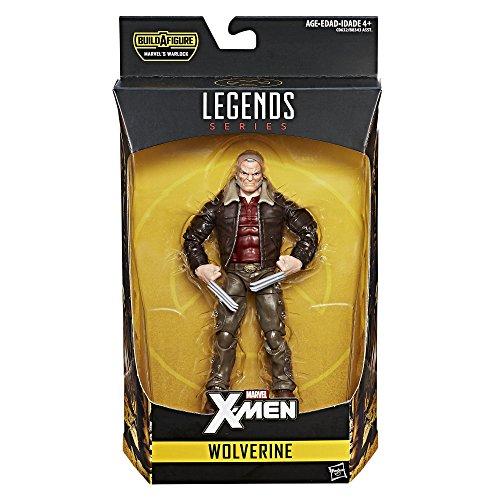 Image of Marvel Legends: X Men - Wolverine (Old Man Logan) 15cm Action Figure