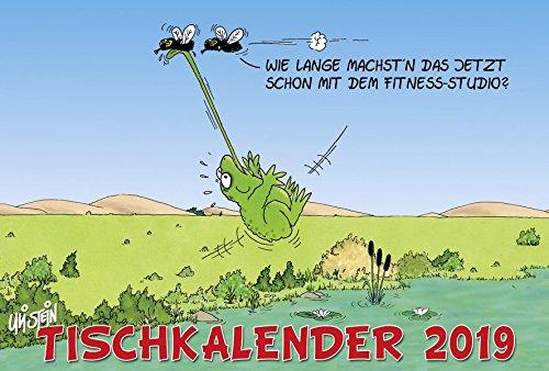 Uli Stein Tischkalender 2019 por Uli Stein