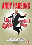 Andy Parsons- Live And Unleashed - But Naturally Cautious [DVD]