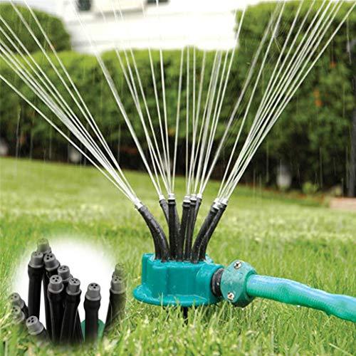 TAOtTAO Rasen Garten Hof Sprayer Sprinkler genaue Noodlehead mit Stand