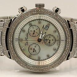 Joe Rodeo Master 4.75 Ct Diamond Watch # JJM76 JITWATCHES