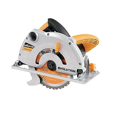 Evolution RAGE1-B Multi-Purpose Circular Saw, 185 mm (230V)