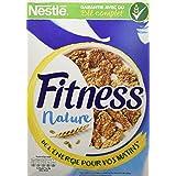 Nestlé Fitness Céréales Natures au Blé Complet 450 g