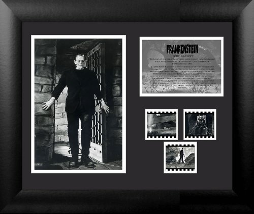 Frankenstein Boris Karloff Film Cell by Filmcells Ltd (Boris Frankenstein)