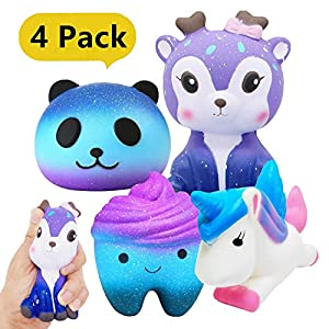 Yetech Squishy Kawaii, Squishy Juguete