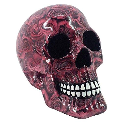 Imagen romántica del cráneo rosa - Fantasía - Nemesis Now