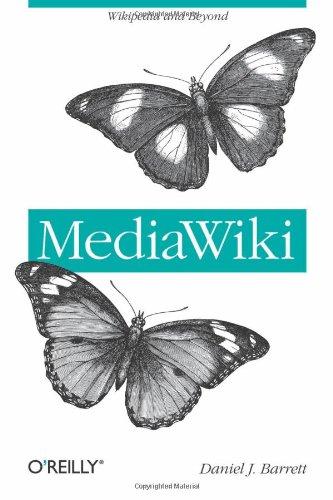 Preisvergleich Produktbild MediaWiki (Wikipedia and Beyond)