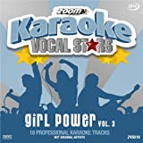 Zoom Karaoke CD+G - Girl Power - Vol. 3 - Vocal Stars Karaoke Series ZVS016