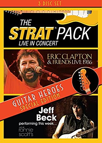 Various Artists - The Strat Pack Live in Concert [Special Edition] [3 DVDs]