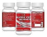 Best Fat Burner Pills - U-LIVA NUTRITION Super Fat Burner Weight Management Supplement Review