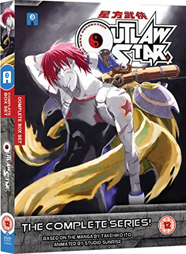 Outlaw Star Complete Collection ...