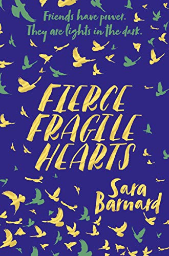 Fierce Fragile Hearts by [Barnard, Sara]