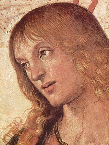 Lais Puzzle Pietro Perugino - Christus übergibt Petrus Den Schlüssel Zum Himmelreich 200 Teile
