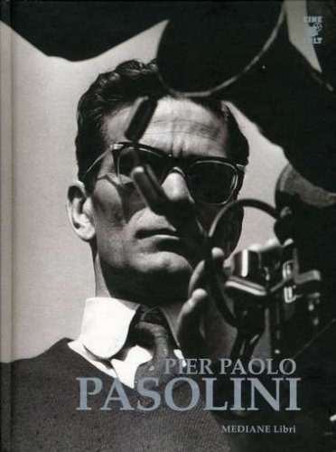 Pier Paolo Pasolini, m. Audio-CD (Book & CD)