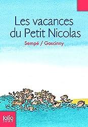 Les Vacances du Petit Nicolas (Folio Junior)