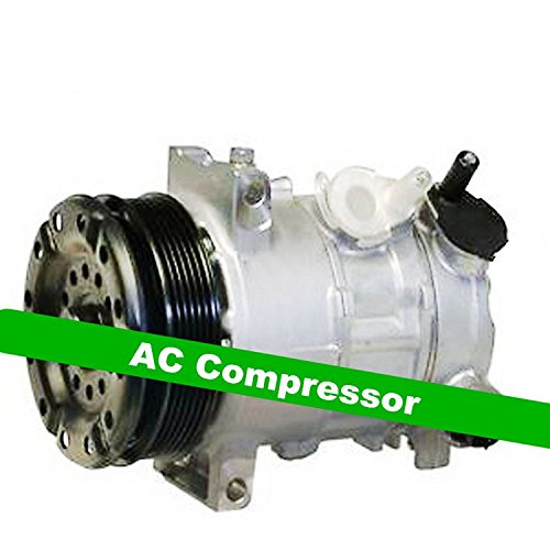 Gowe AC Kompressor für 6seu16C AC Kompressor mit Kupplung für Auto Dodge Avenger 2.4L 2008-2014441790-6844, 441790-6850, 441790-6821, 441790-6853 - Kupplung Mit Ac Kompressor
