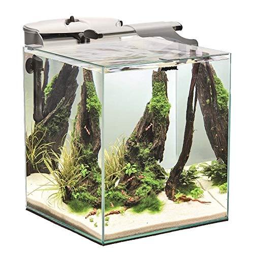 Generic D Lampe Sunnym White Filte White Filter Garnelen-Set Heizung LED 49 l Aquarium Lampe Sunny Shrimp Set 49l