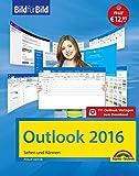 Image de Outlook 2016 Bild für Bild lernen: Sehen und Können