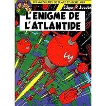 Blake et Mortimer. tome 7 : L'énigme de l'Atlantide de Jacobs. Edgar Pierre (1996) Relié
