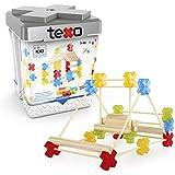 Guidecraft- Construcción Texo 100 Piezas, (1)