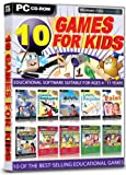 10 Games for Kids (PC CD) - Best Reviews Guide