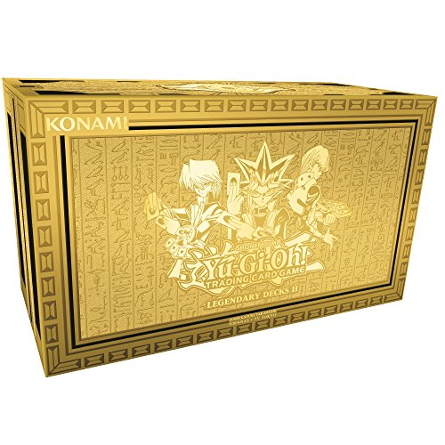 "Yu-Gi-Oh. ygo-ld2-en ""Legendary Decks II"" Box Set"