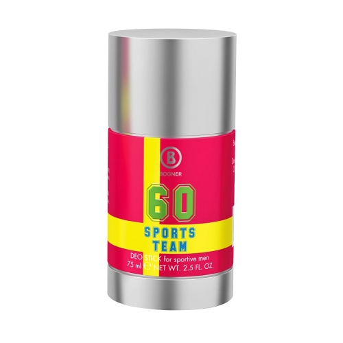Bogner Sports Team 60 homme/man, Deodorant Stick, 1er Pack (1 x 75 ml)