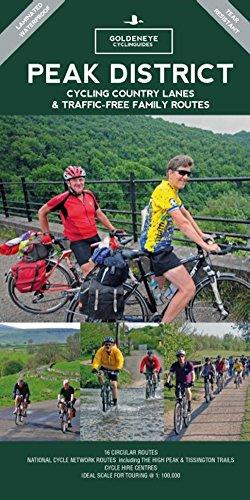 Peak District: Cycling Country Lanes (Goldeneye Cyclinguides) por Al Churcher