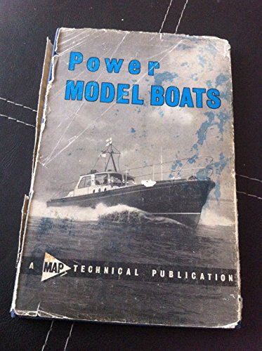 Power Model Boats (A MAP technical publication) por Vic Smeed