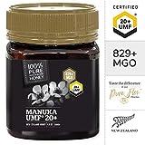 Miel de Manuka 100% pura de Nueva Zelanda -...