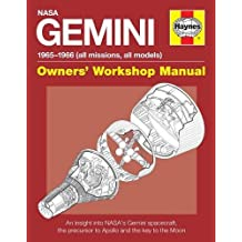NASA Gemini Owners' Workshop Manual: 1965-1966 (All Missions, All Models)