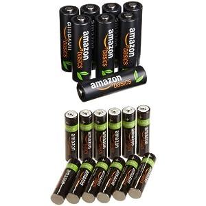 AmazonBasics - Pile Rechargeable