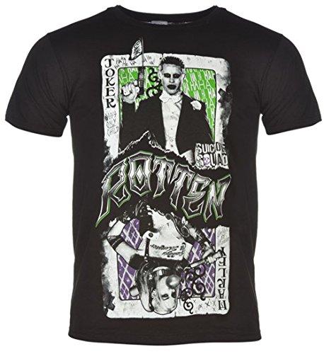 Character Herren T-Shirt Large Rotten