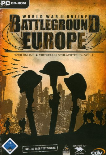 World War 2 Online: Battleground Europe