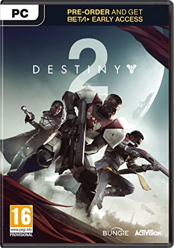 Destiny 2 Box with Download Code (PC)