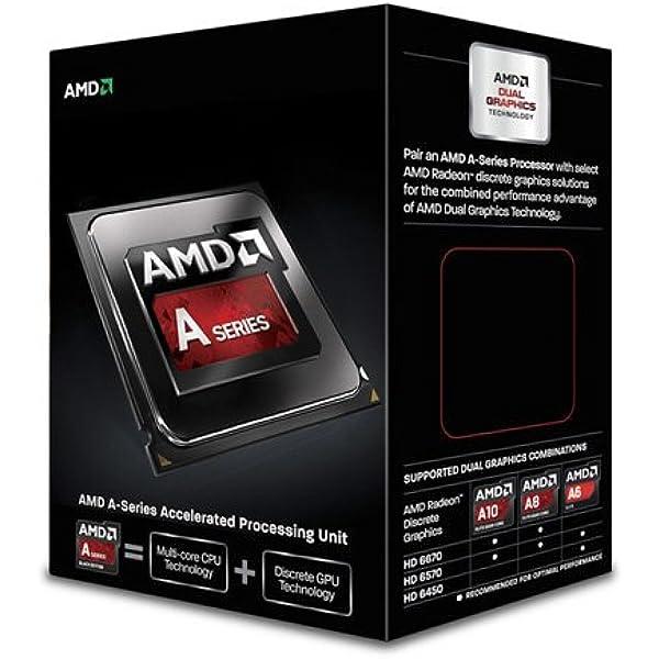 Amd Ad660kwohlbox A8 6600k Quad Core Prozessor Mit Computer Zubehör